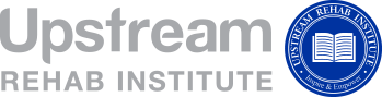 Upstream Rehabilitation Institute Logo