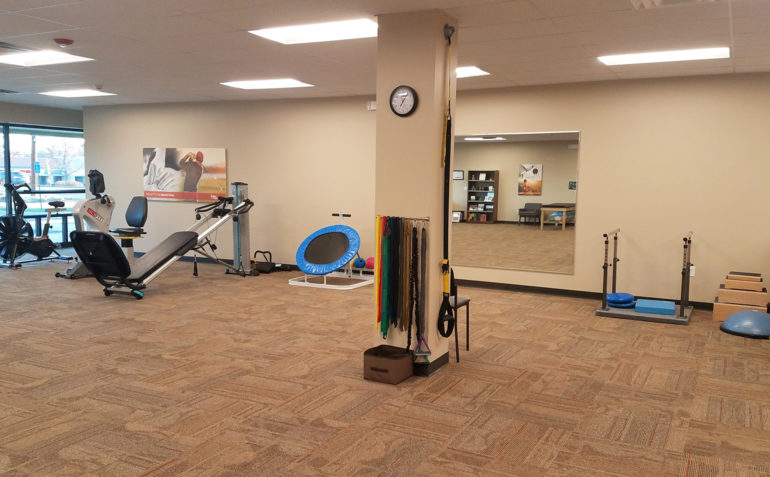 RMSS Lakewood Physical Therapy Equipment