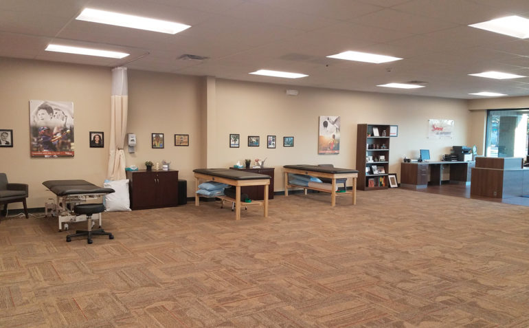 RMSS Lakewood Physical Therapy Treatment Tables